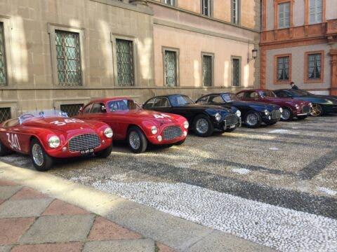 Celebration Tour Ferrari Touring Superleggera 2019