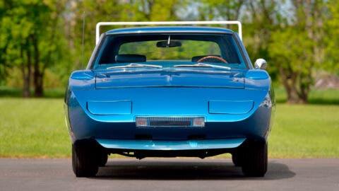 Dodge Charger Daytona Mecum