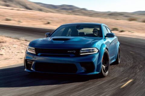 Dodge Charger SRT Hellcat Widebody
