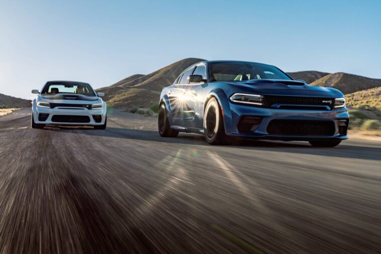 Dodge Charger SRT Hellcat Widebody Scat Pack Widebody