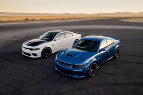 Dodge Charger SRT Hellcat Widebody Scat Pack Widebody