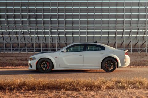 Dodge Charger Scat Pack Widebody