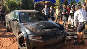 Dodge Charger Widebody 2020 Fast & Furious 9