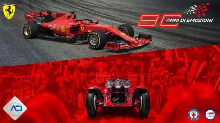 Ferrari 90 Anni di Emozioni