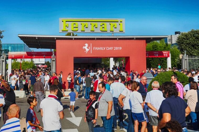 Ferrari Family Day 2019