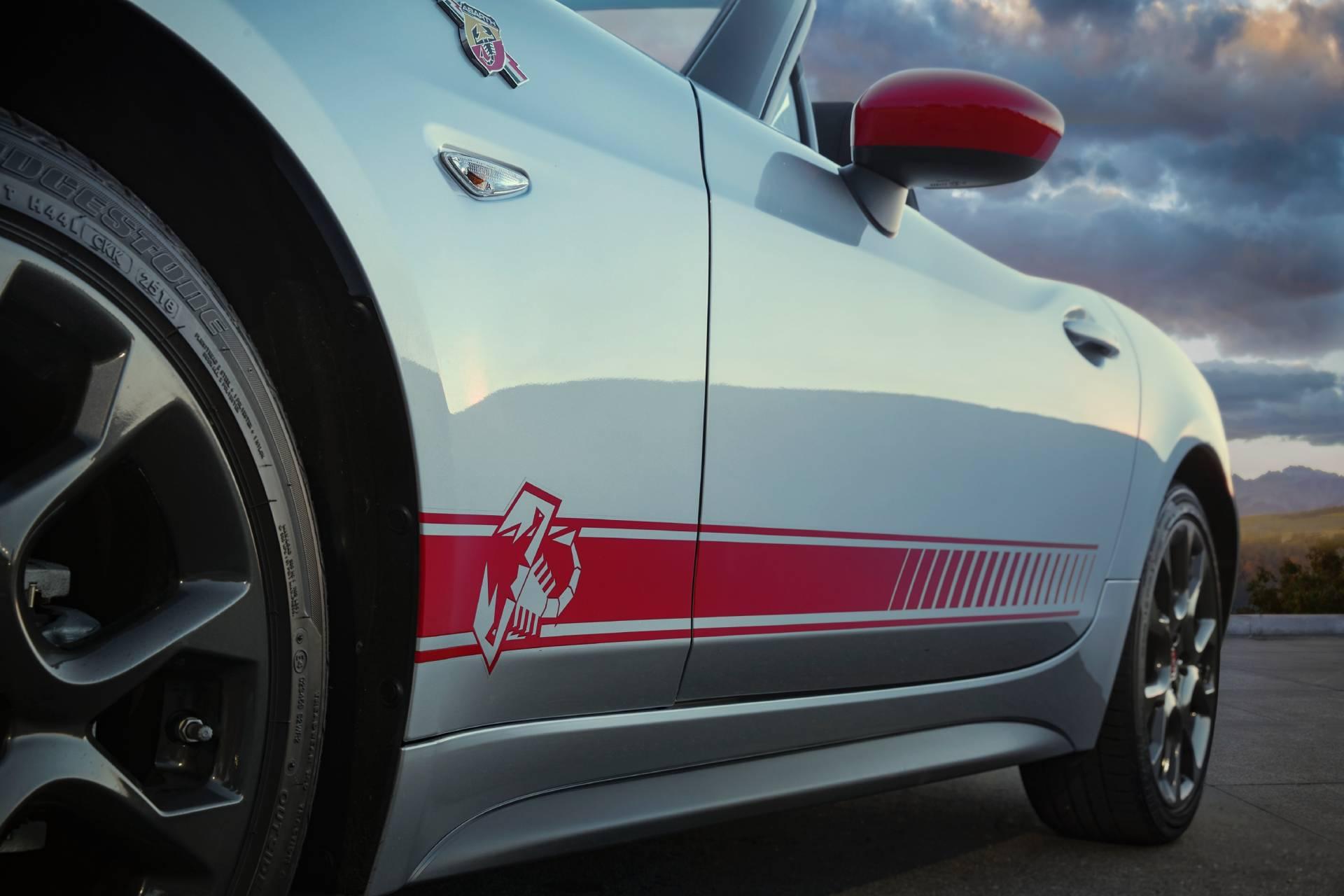 Fiat 124 Spider Abarth 2020 Scorpion Sting