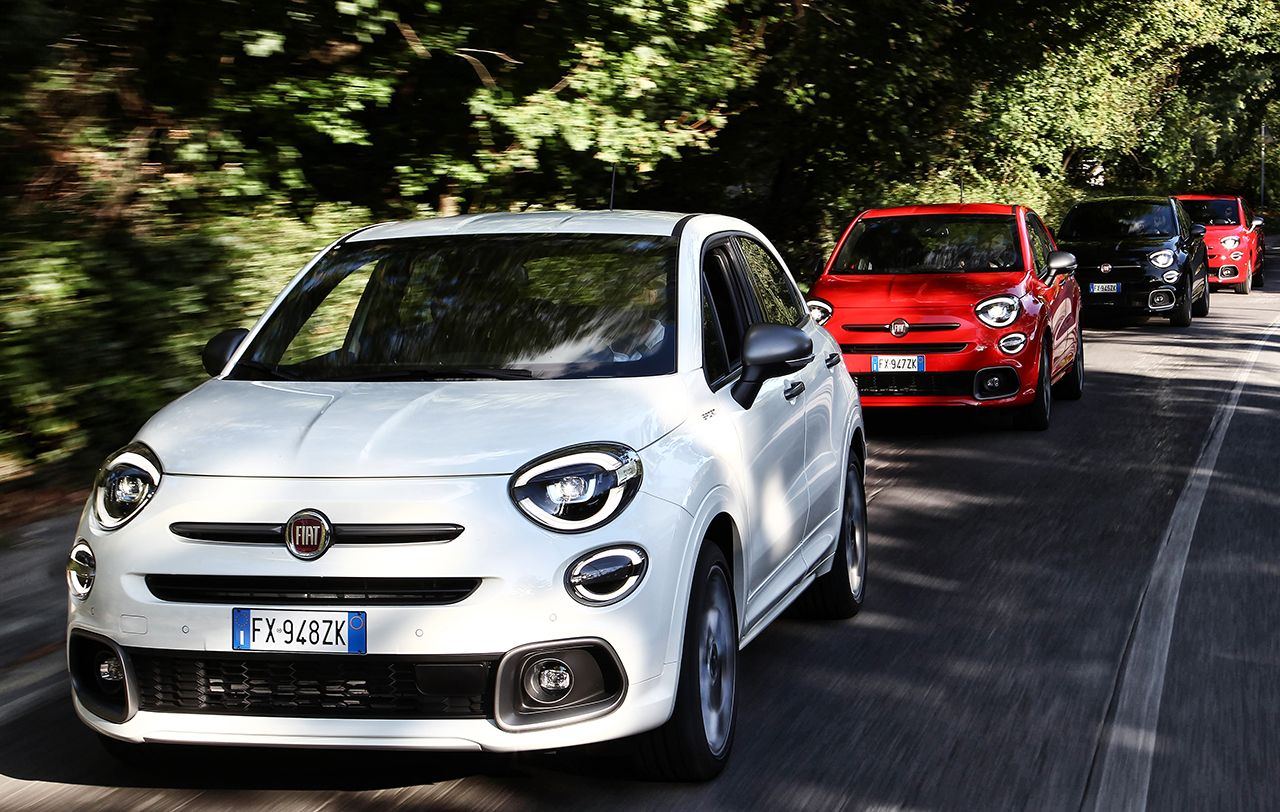Nuova Fiat 500x Sport Ecco Il Listino Prezzi Completo Clubalfa It