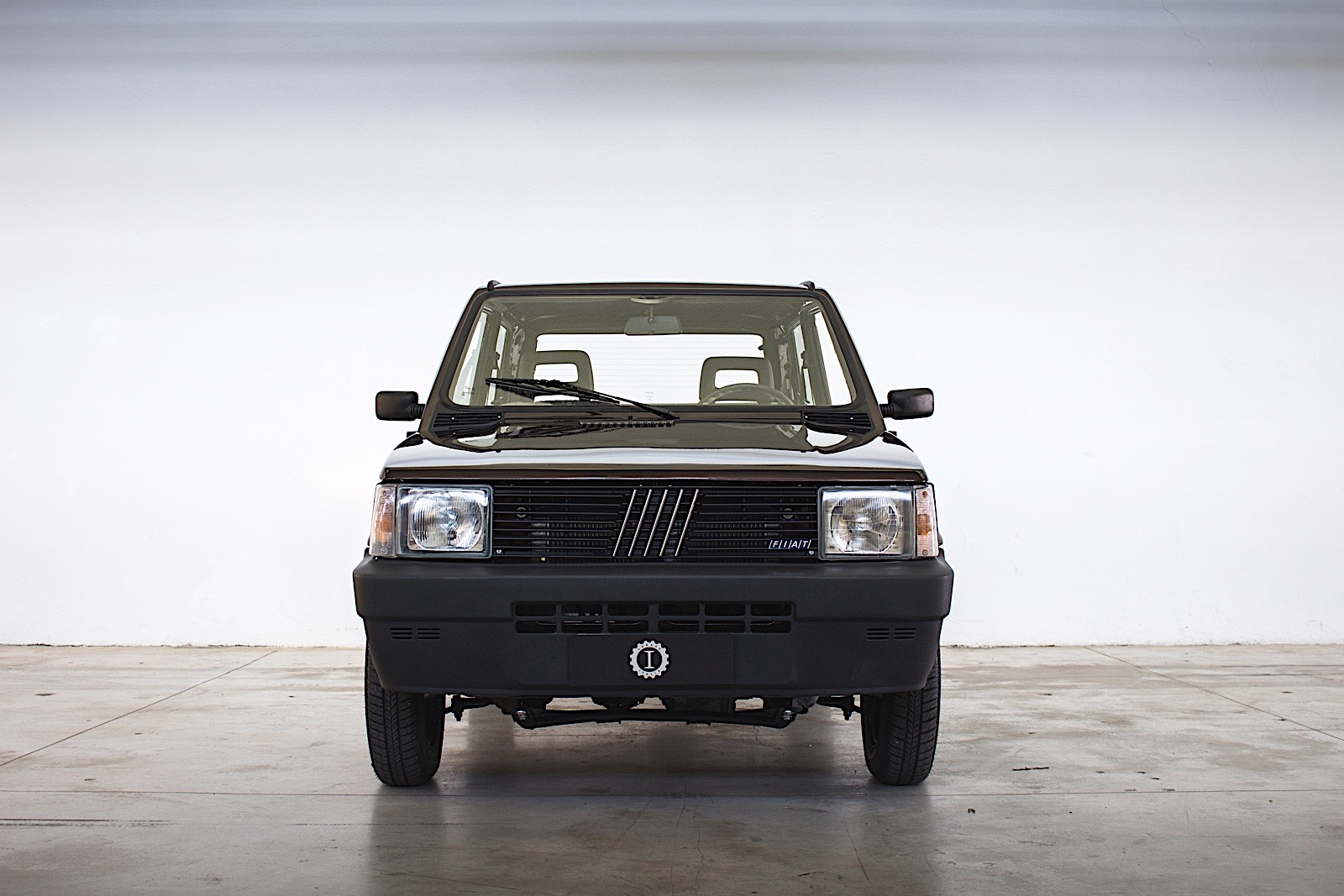 Fiat Panda 4×4 Icon-e