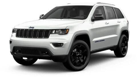 Jeep Grand Cherokee Upland