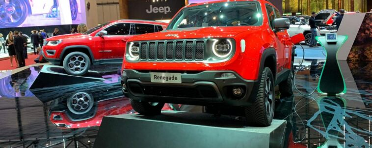 Jeep Renegade Hybrid Plug-in