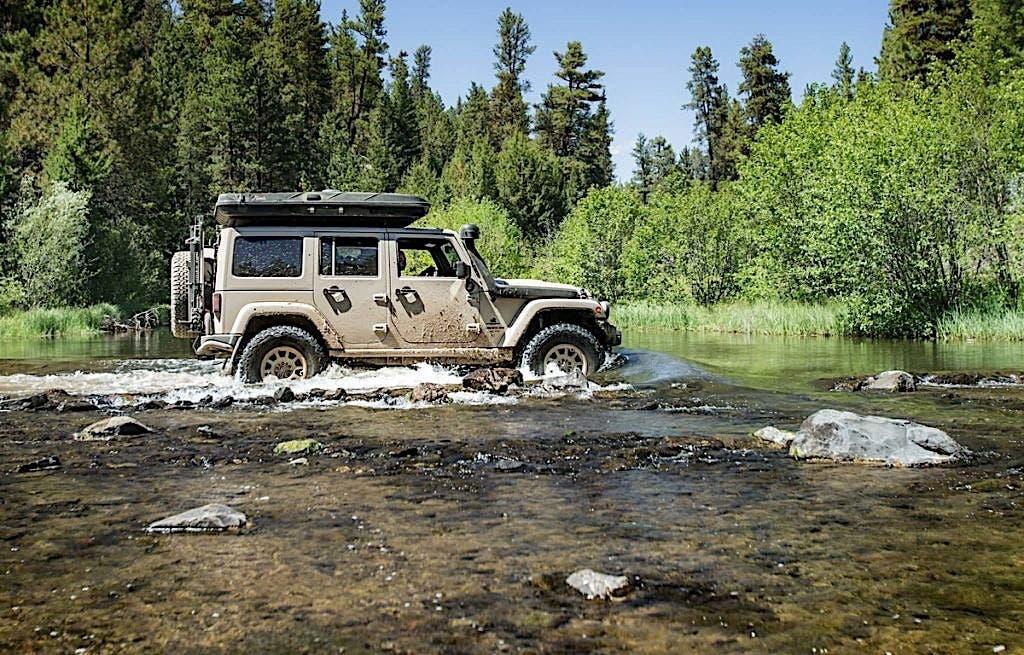 Jeep Wrangler AEV