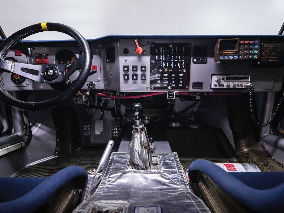 Lancia Delta S4 RM Sotheby's asta