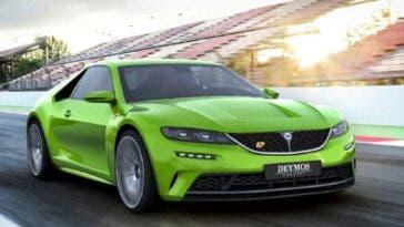 Lancia Deymos HF render