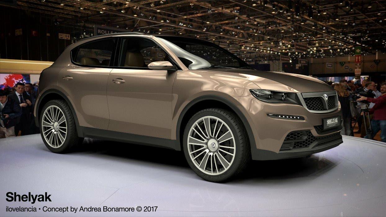 Lancia Musa concept