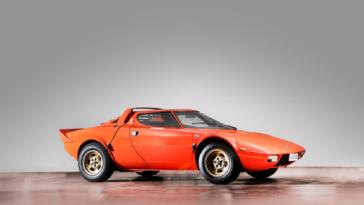 Lancia Stratos HF Stradale Bonhams