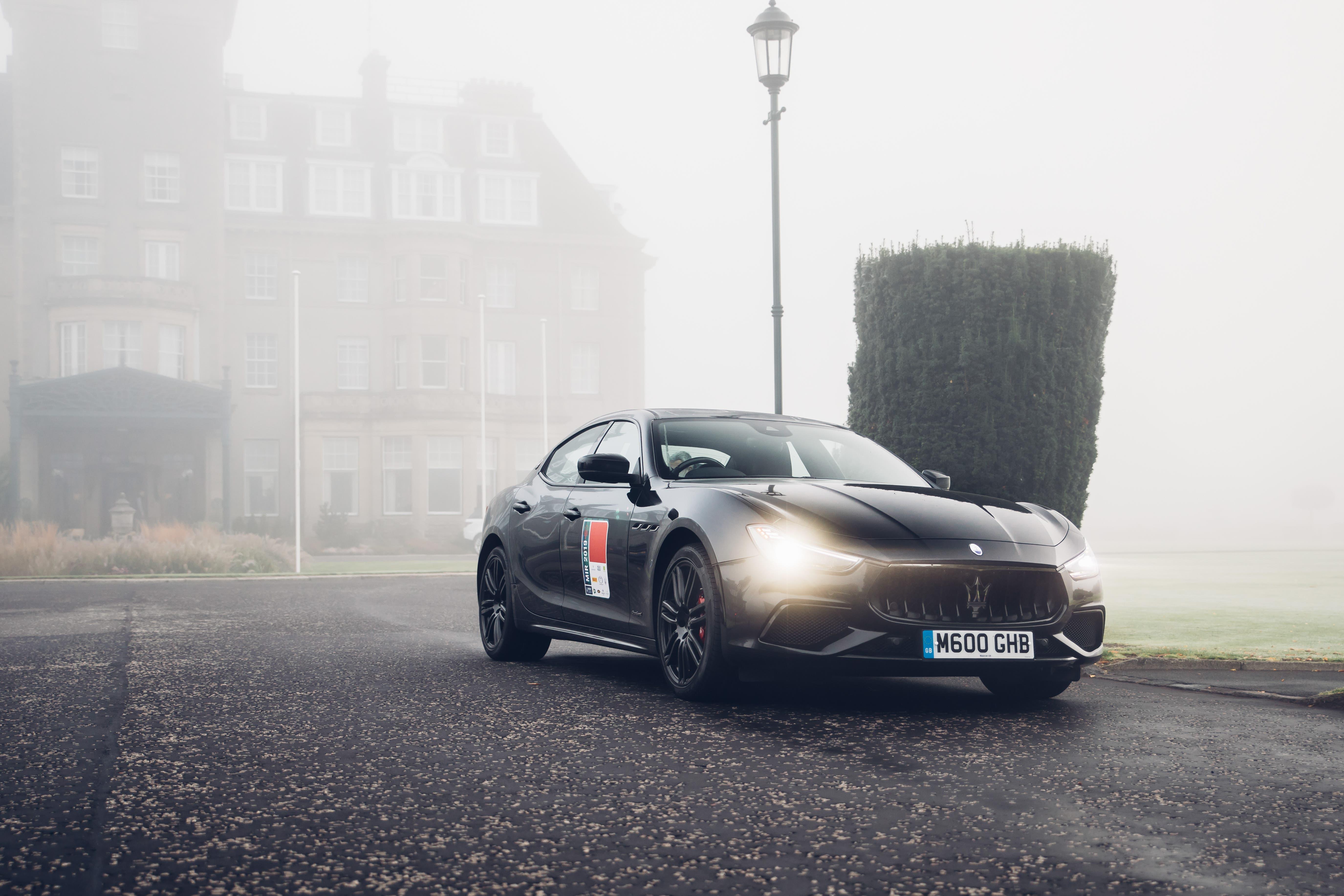Maserati Ghibli MIR 2019
