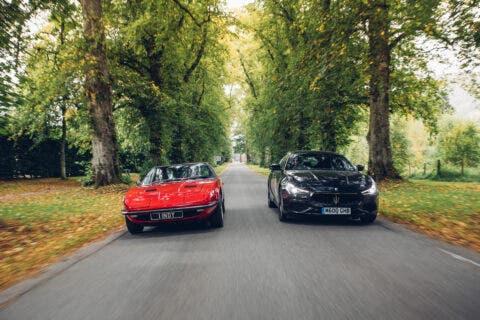 Maserati Indy e Ghibli MIR 2019