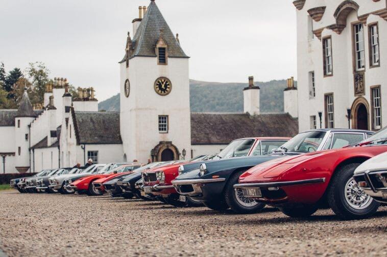 Maserati International Rally 2019