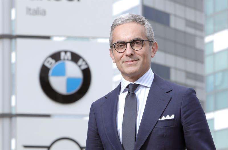 Massimiliano Di Silvestre BMW