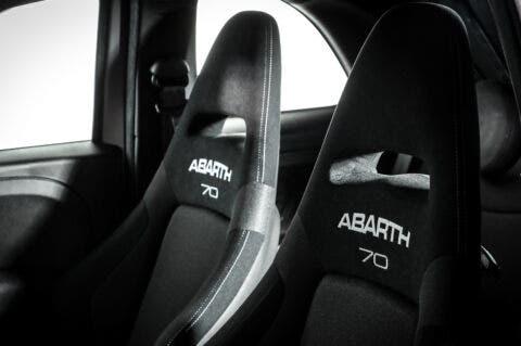 Nuova Abarth 595 Pista