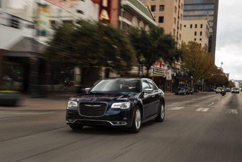 Nuova Chrysler 300 Limited