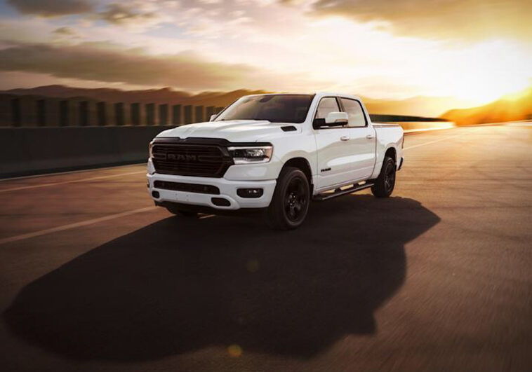 Ram 1500 2020 Night Edition