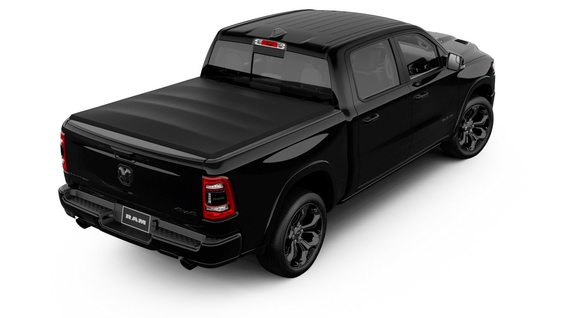 Ram 1500 Limited Black Edition