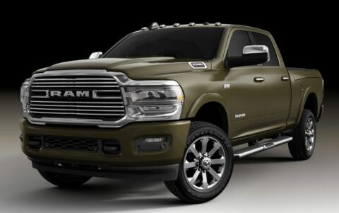 Ram Heavy Duty 2020 Olive Green