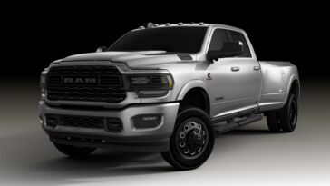 Ram Heavy Duty Night Editions