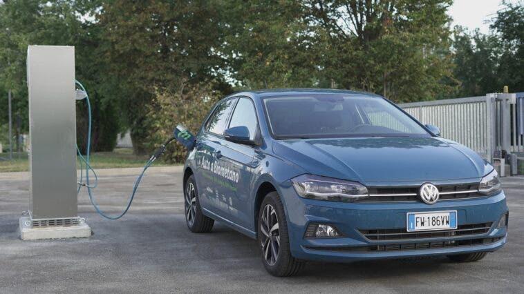 Volkswagen Polo biometano
