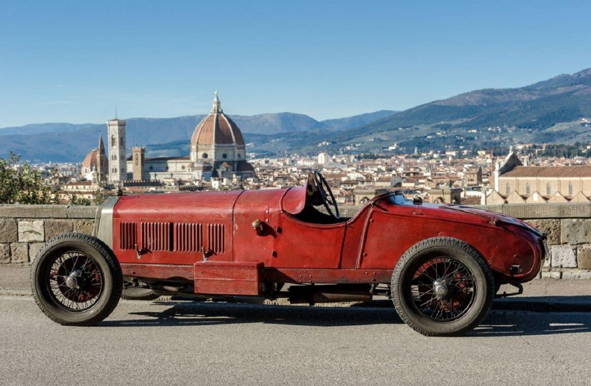 Alfa Romeo 6C 1750 SS Spider Zagato