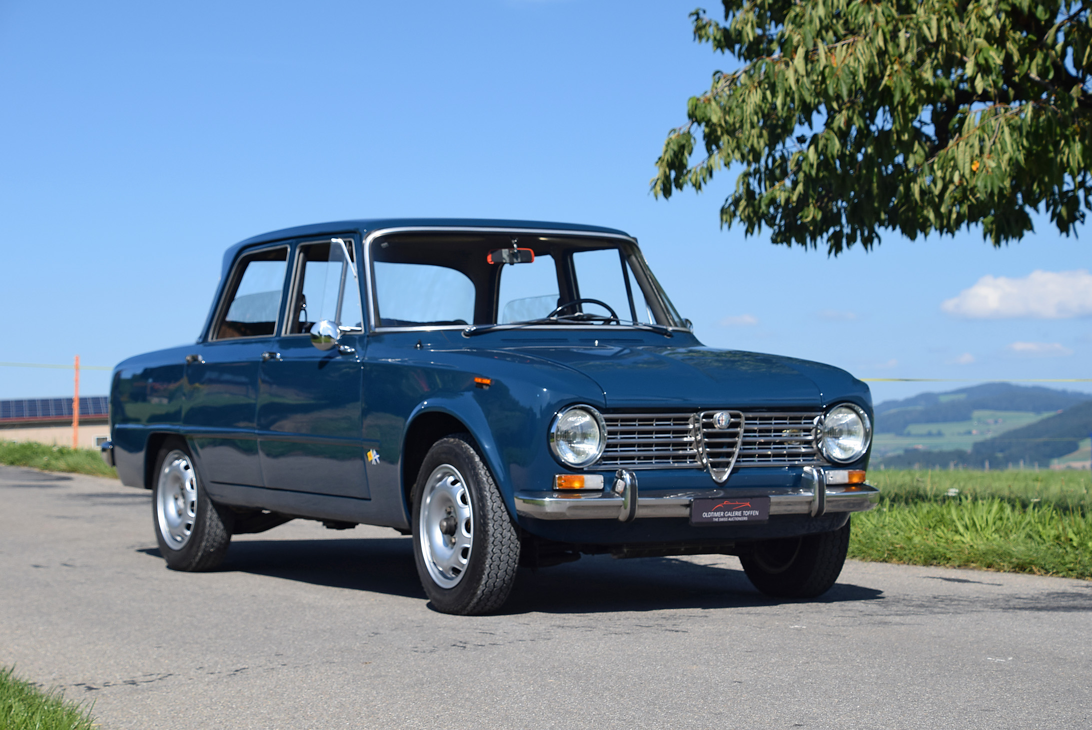 Alfa Romeo Giulia 1300 1966 Oldtimer Galerie Toffen asta