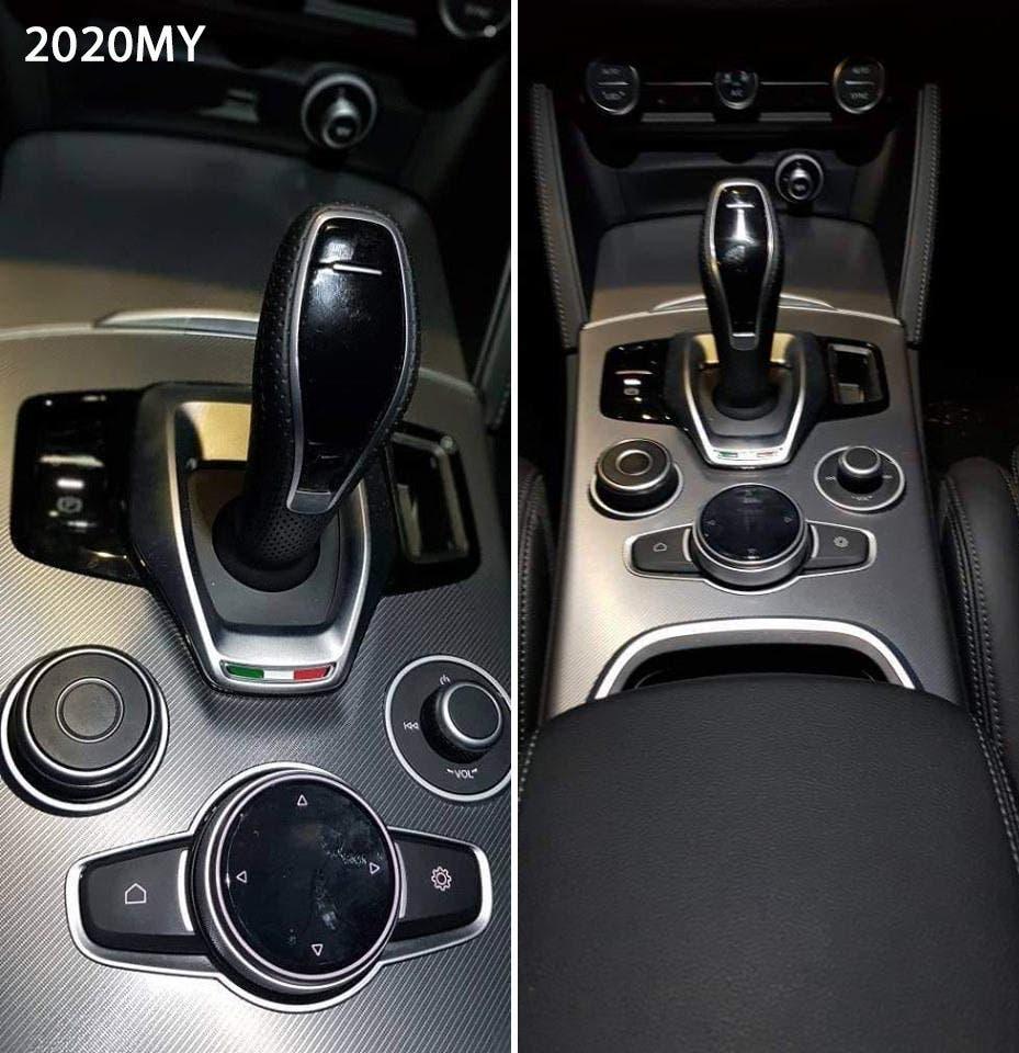 Alfa Romeo Giulia e Stelvio 2020 aggiornamenti