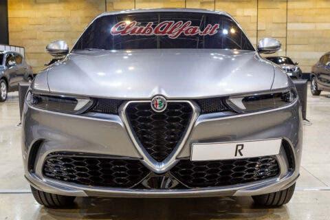 Alfa Romeo Tonale Suv Foto Definitiva anteriore