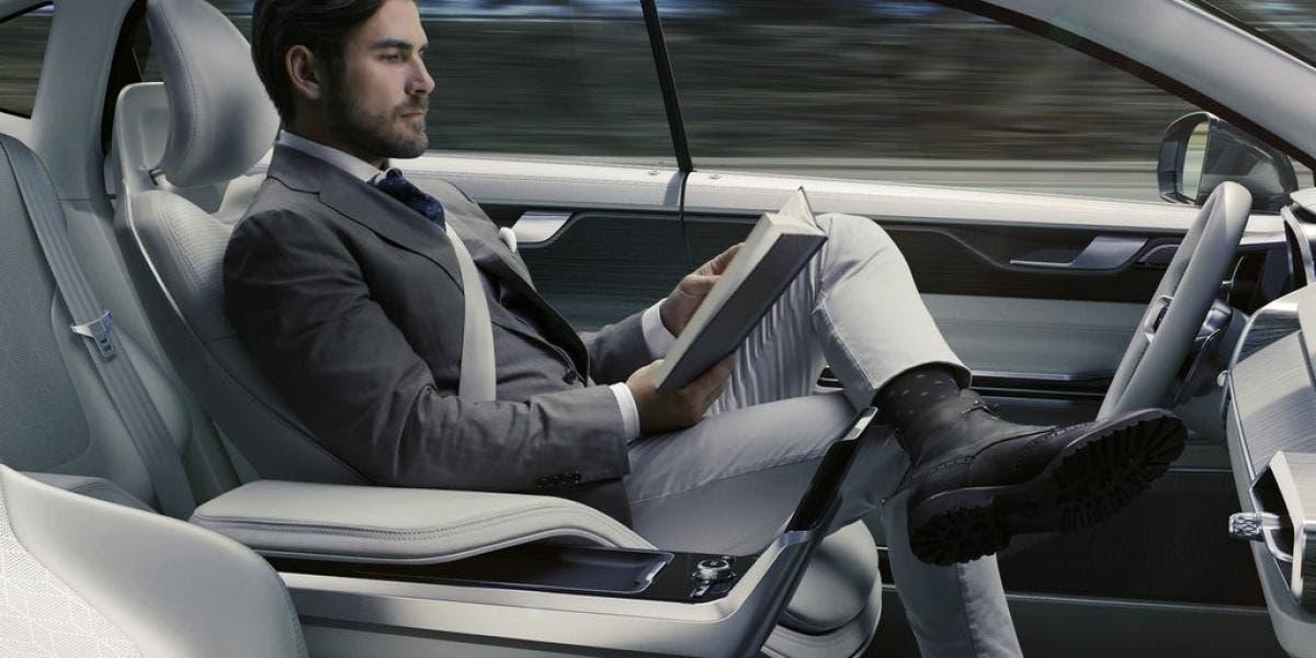 Auto a guida autonoma ANSYS