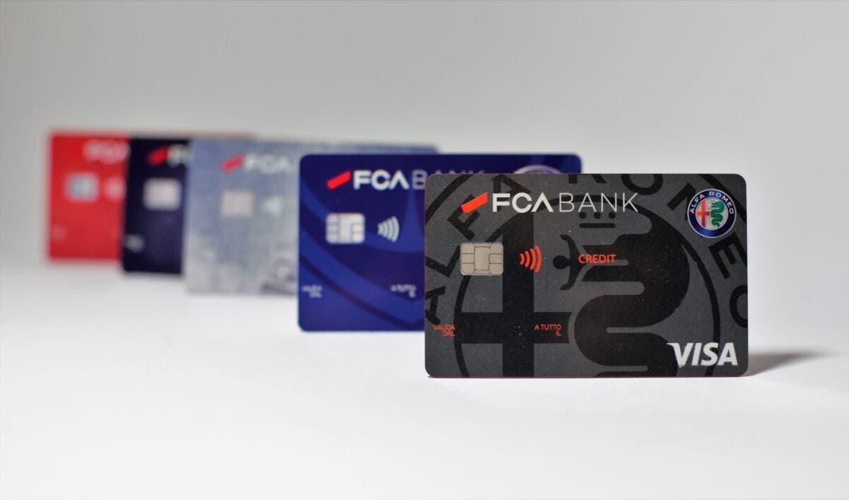 Carta di Credito ALFAROMEO by FCA-Bank