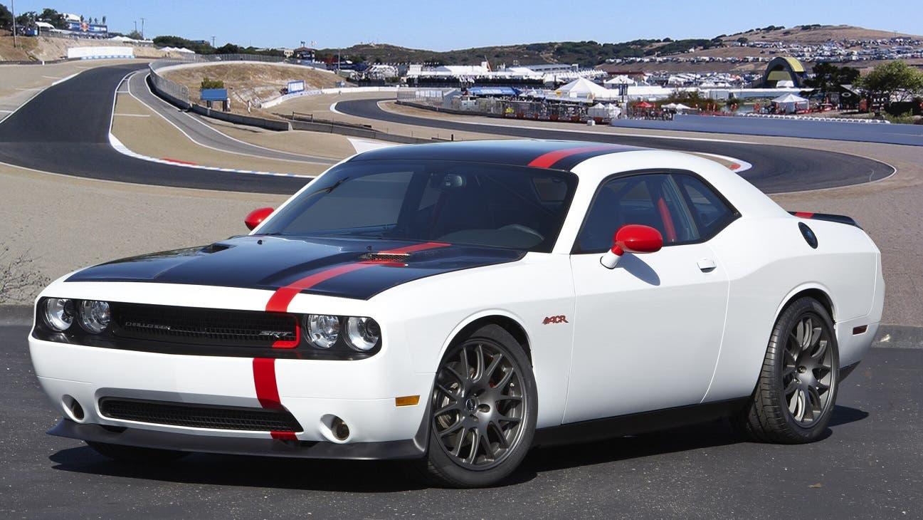 Dodge Challenger ACR Concept