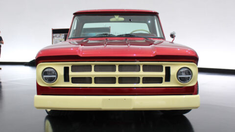 Dodge D200 1968 Mopar