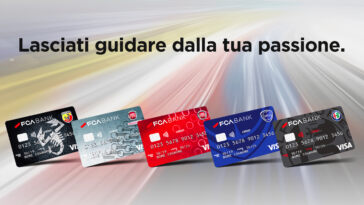 FCA Bank - carte di credito