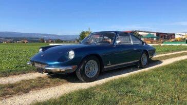 Ferrari 365 GT 2+2 1969 Oldtimer Galerie Toffen asta