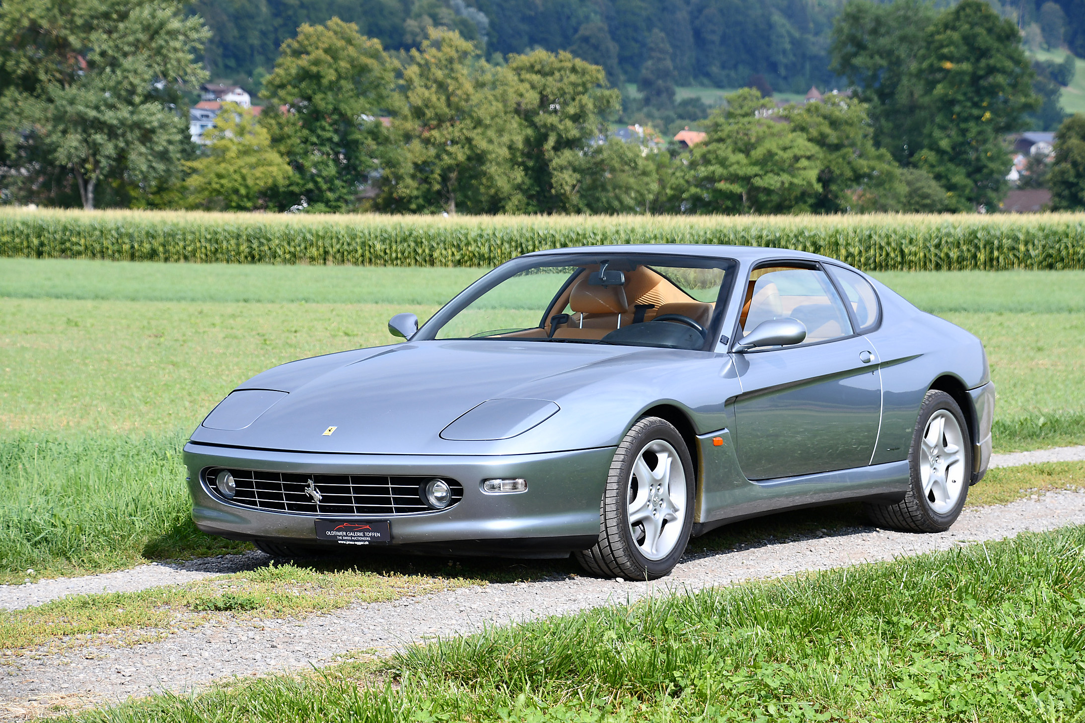 Ferrari 456 M GT 2002 Oldtimer Galerie Toffen asta