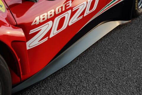 Ferrari 488 GT3 Evo