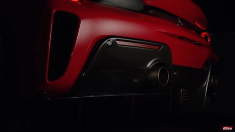 Ferrari 488 Pista Sport Auto