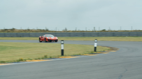 Ferrari 488 Pista The Supercar Driver