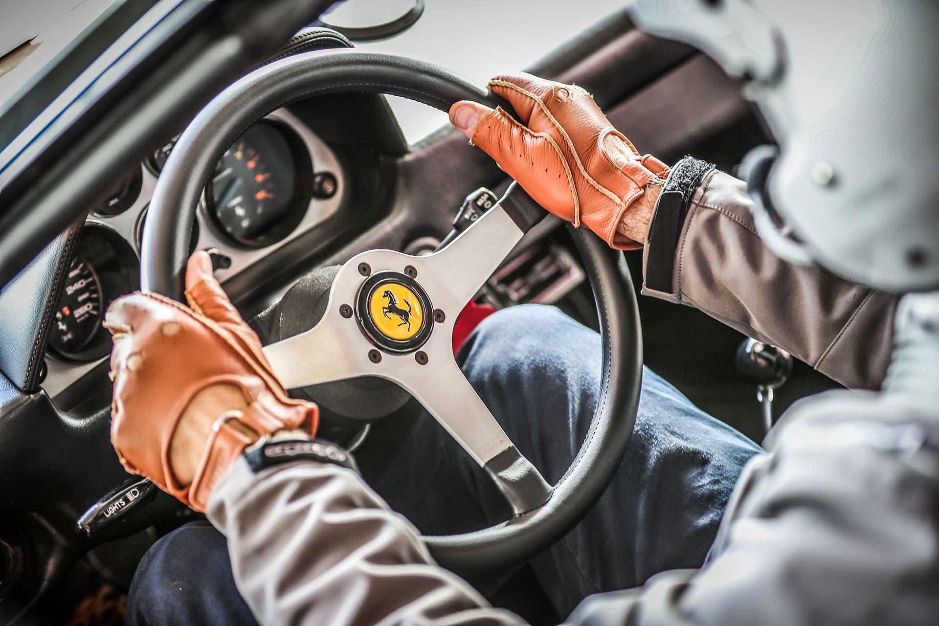 Ferrari Classiche Academy driving experience