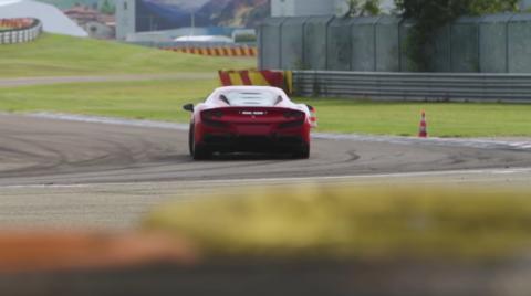 Ferrari F8 Tributo Mick Schumacher
