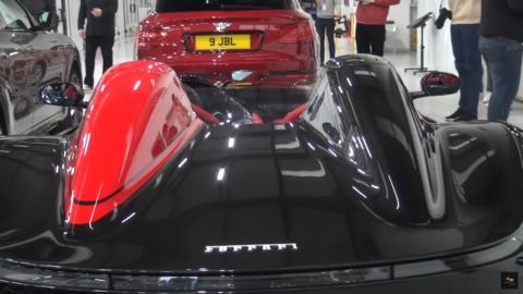Ferrari Monza SP2 Gordon Ramsay