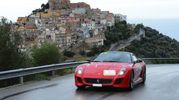 Ferrari Tribute to Targa Florio