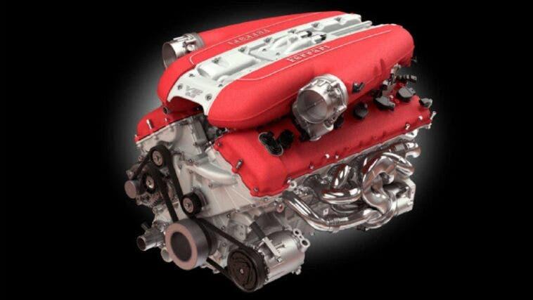 Ferrari motore V12