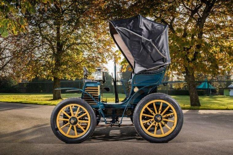 Fiat 3½ hp del 1899